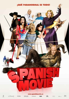 Spanish Movie - Spanish Movie Poster (thumbnail)