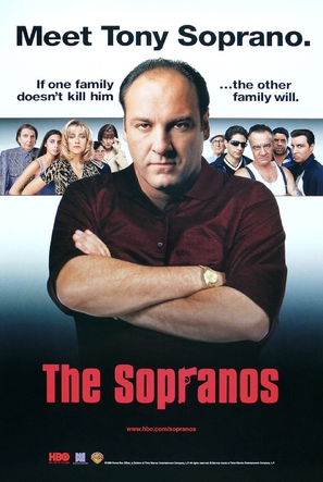 """The Sopranos"" - Movie Poster (thumbnail)"