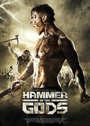 Hammer of the Gods - British Movie Poster (thumbnail)