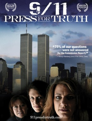 9/11: Press for Truth - Movie Poster (thumbnail)