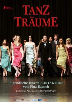 Tanzträume - German Movie Poster (thumbnail)