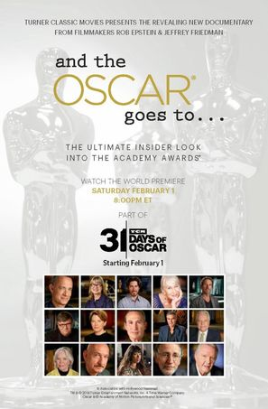 And the Oscar Goes To... - Movie Poster (thumbnail)