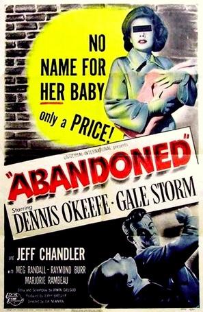 Abandoned - Movie Poster (thumbnail)