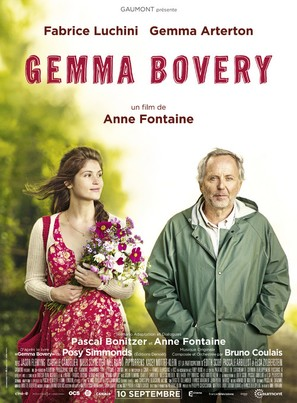 Gemma Bovery - French Movie Poster (thumbnail)