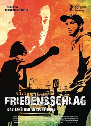 Friedensschlag - Das Jahr der Entscheidung - German Movie Poster (thumbnail)