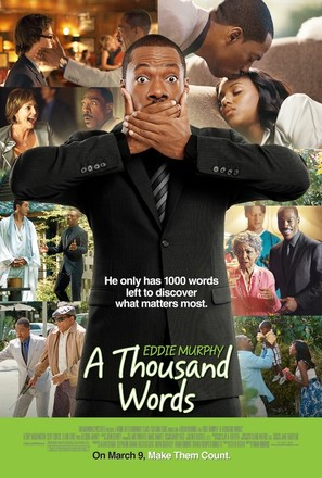 A Thousand Words - Movie Poster (thumbnail)