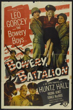 Bowery Battalion - Movie Poster (thumbnail)