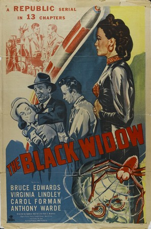 The Black Widow - Movie Poster (thumbnail)