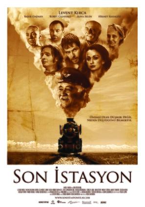 Son istasyon - Turkish Movie Poster (thumbnail)