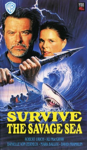 Survive the Savage Sea - Movie Poster (thumbnail)