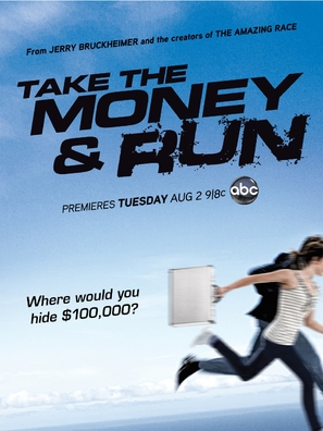 """Take the Money and Run"" - Movie Poster (thumbnail)"