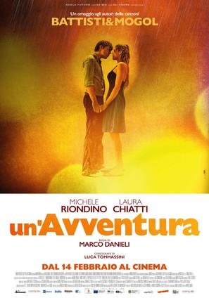 Un'avventura - Italian Movie Poster (thumbnail)