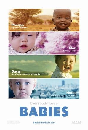 Babies - Movie Poster (thumbnail)