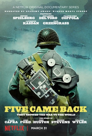 """Five Came Back"" - Movie Poster (thumbnail)"