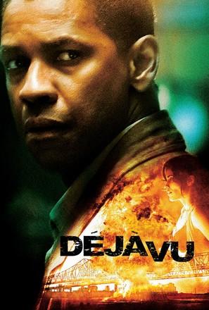 Deja Vu - Movie Poster (thumbnail)