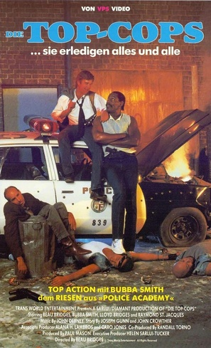 The Wild Pair - German VHS movie cover (thumbnail)