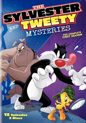 """The Sylvester & Tweety Mysteries"" - Movie Cover (thumbnail)"