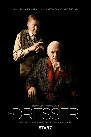 The Dresser - Movie Poster (thumbnail)