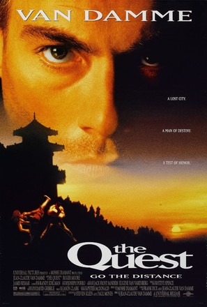 The Quest - Movie Poster (thumbnail)