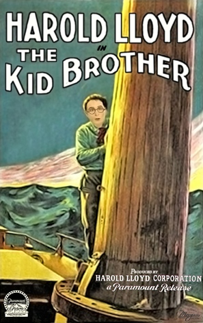 The Kid Brother - Movie Poster (thumbnail)
