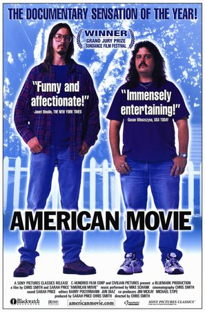 American Movie - Movie Poster (thumbnail)