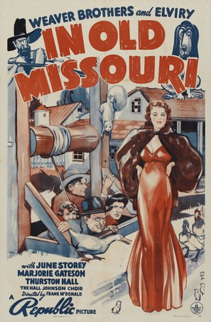 In Old Missouri - Movie Poster (thumbnail)