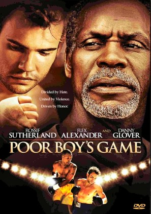 Poor Boy's Game - DVD cover (thumbnail)