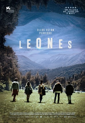 Leones - Mexican Movie Poster (thumbnail)