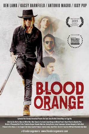 Blood Orange - British Movie Poster (thumbnail)