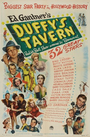 Duffy's Tavern - Movie Poster (thumbnail)