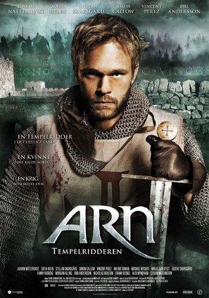 Arn - Tempelriddaren - Norwegian Movie Poster (thumbnail)