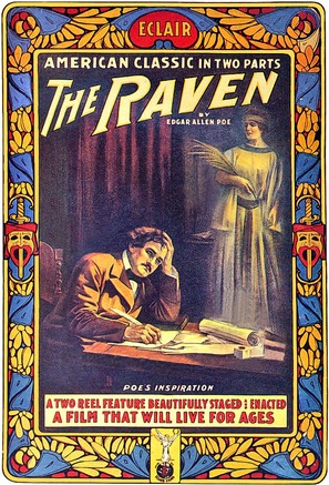 The Raven - Movie Poster (thumbnail)