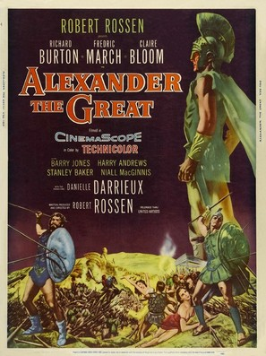 Alexander the Great - Movie Poster (thumbnail)