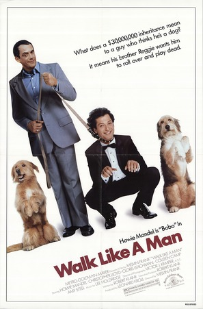 Walk Like a Man - Movie Poster (thumbnail)