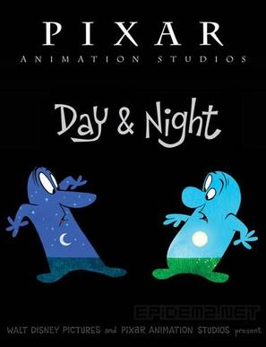 Day & Night - Movie Poster (thumbnail)