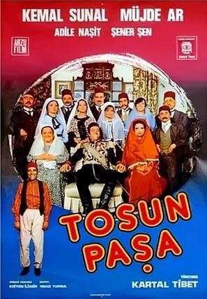 Tosun Pasa - Turkish Movie Poster (thumbnail)