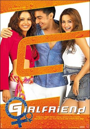 Girlfriend - Movie Poster (thumbnail)