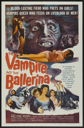 L'amante del vampiro - Movie Poster (thumbnail)