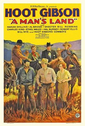 A Man's Land - Movie Poster (thumbnail)