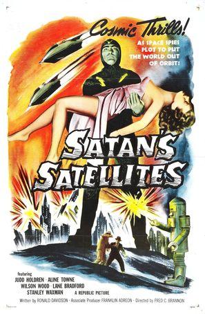 Satan's Satellites - Movie Poster (thumbnail)