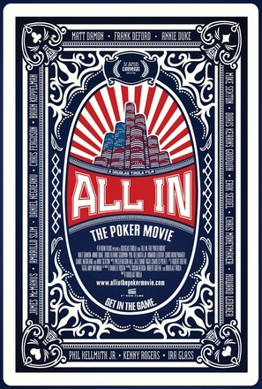 All In: The Poker Movie - Movie Poster (thumbnail)