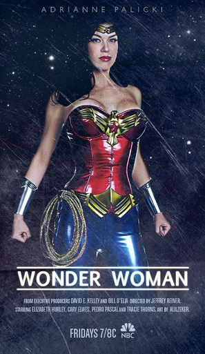 """Wonder Woman"" - Movie Poster (thumbnail)"