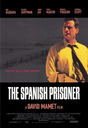 The Spanish Prisoner - Movie Poster (thumbnail)