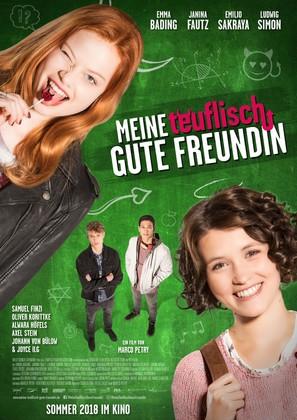 Meine teuflisch gute Freundin - German Movie Poster (thumbnail)