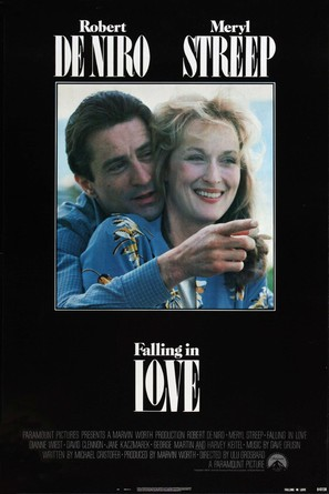 Falling in Love - Movie Poster (thumbnail)