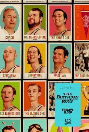 """The Birthday Boys"" - Movie Poster (thumbnail)"