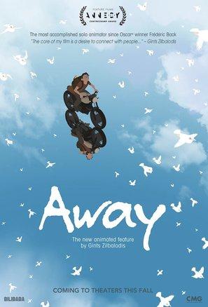 Away - Movie Poster (thumbnail)