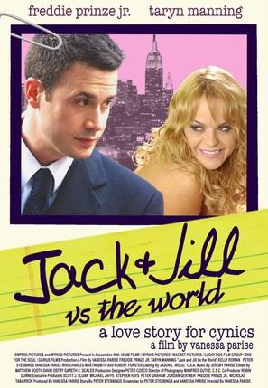 Jack and Jill vs. the World - Movie Poster (thumbnail)