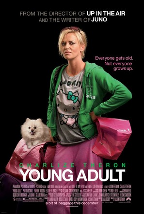Young Adult - Movie Poster (thumbnail)