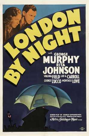 London by Night - Movie Poster (thumbnail)